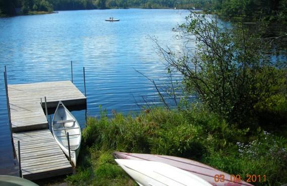 Auberge St-Mathieu du Lac - À proximité