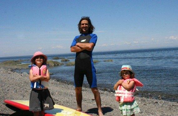 Auberge Manoir des Sapins - Paddle board en famille!