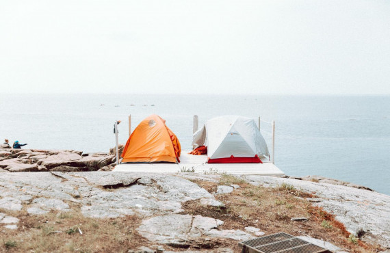 Camping Mer et Monde, Grande Bergeronne
