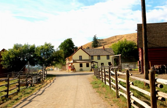 Hat Creek Ranch - Cache Creek, BC