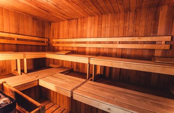 Chalet de la Maison du Glacier - Sauna