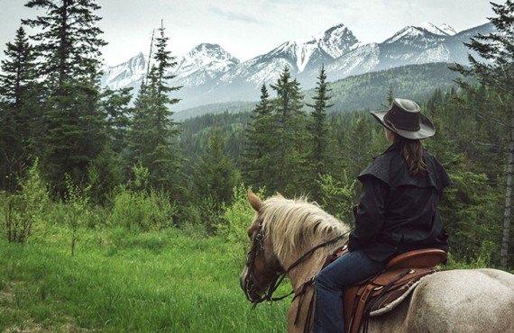 Chalet du Ranch Beaverfoot - Équitation