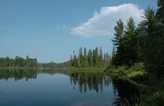 La Vieille Lake