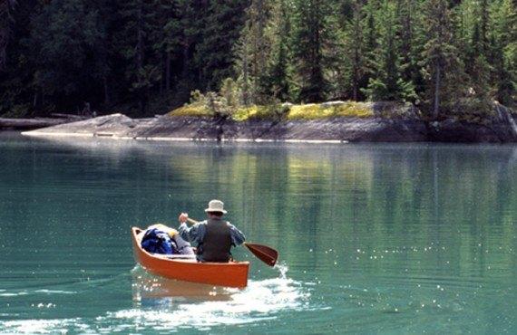 Clearwater Lodge - Canot à proximité