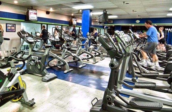 Hôtel Coast Plaza - Gym
