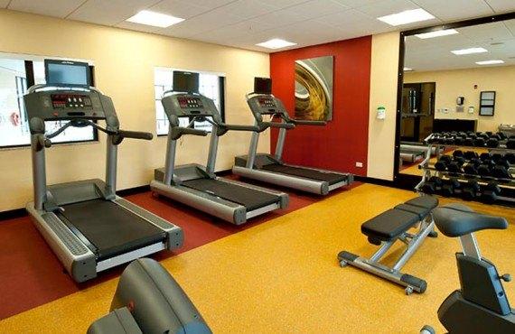 Courtyard Marriott - Gym