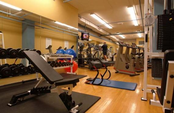 Delta Montréal - Gym