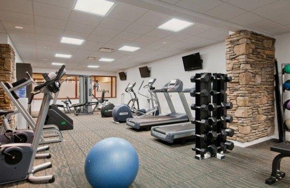 Fairmont Jasper Park Lodge - Gym