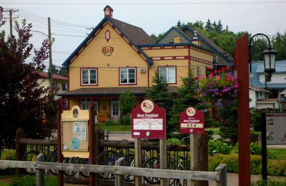 Gîte le Voyageur, Mont Tremblant, QC