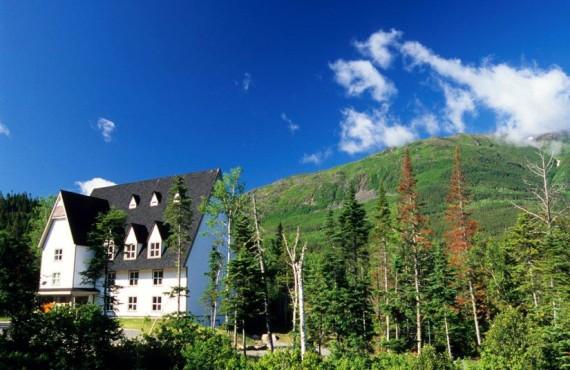 Gîte du Mont Albert - Pavillon caribou
