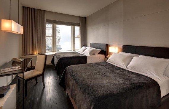 Hôtel St-Paul Montréal - Supérieure lit double
