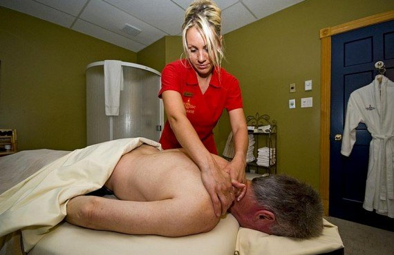 Hôtel Tadoussac -Massage
