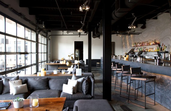Monaco Philadelphia - Le Bar