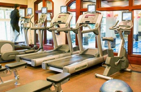 Post Hotel - Gym