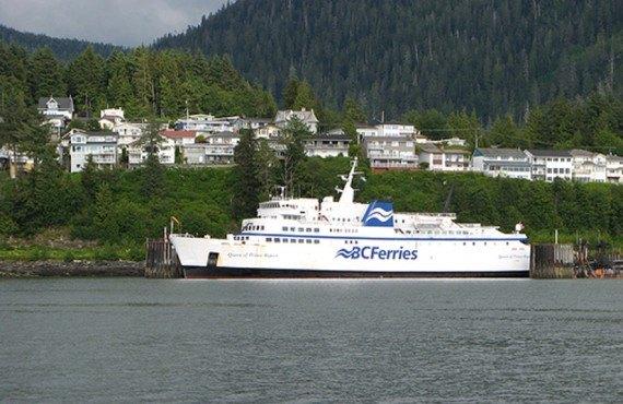 Hôtel Prince Rupert - BC Ferries