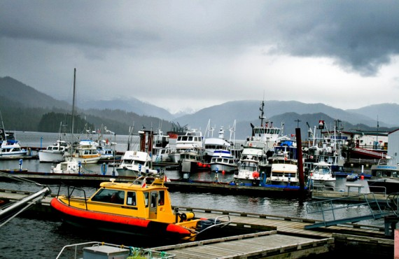 Fishing boats, Prince Rupert