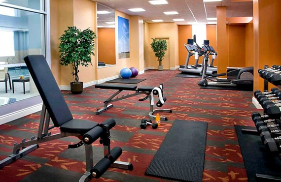 Residence Inn Marriott Kingston - Centre de fitness