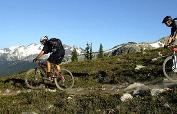 Whistler Village Inn - Vélo de montagne