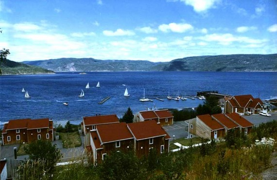 Appartements sur le Fjord - L'Anse-Saint-Jean, Qc