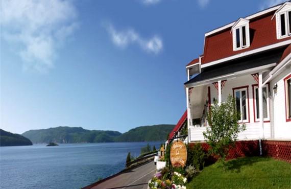 Auberge la Fjordelaise - Anse Saint-Jean, Qc