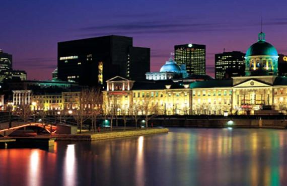 Centre-ville de Montréal