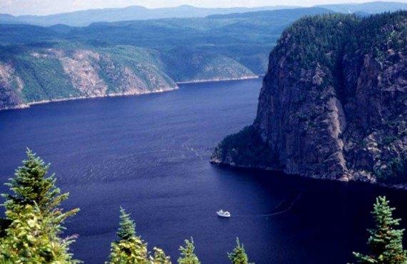Auberge des 21 - Croisière sur le Fjord