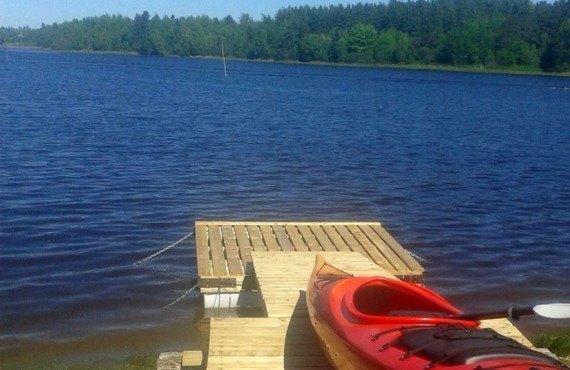 B&B L'Ancrage - Randonnée en kayak