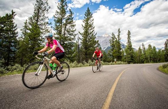 Deer Lodge - Randonnée à vélo