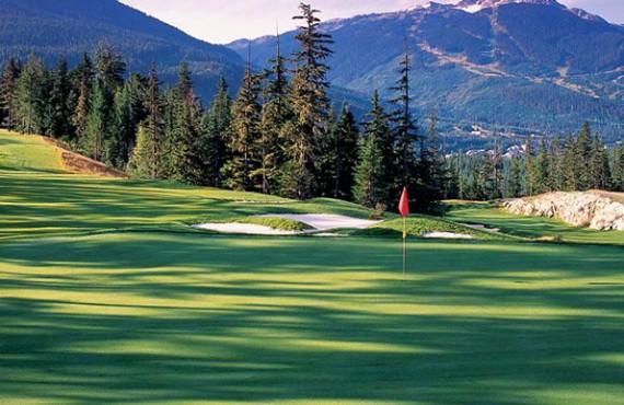 Fairmont Château Whistler - Golf
