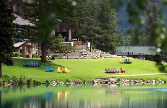 Jasper Park Lodge, AB