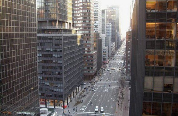 Fifty NYC - an Affinia hotel - Vue du balcon