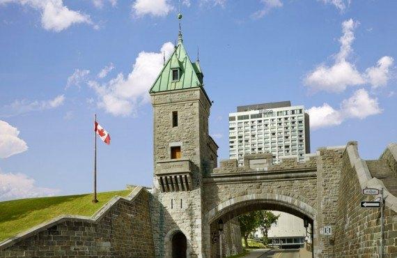Hôtel Hilton Québec - Vue à proximité
