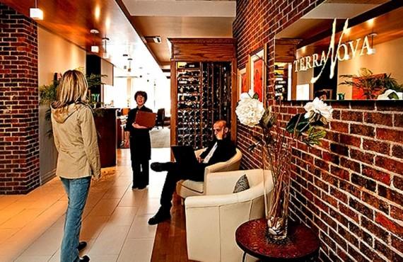 Hôtel des Commandants - Restaurant Terra Nova