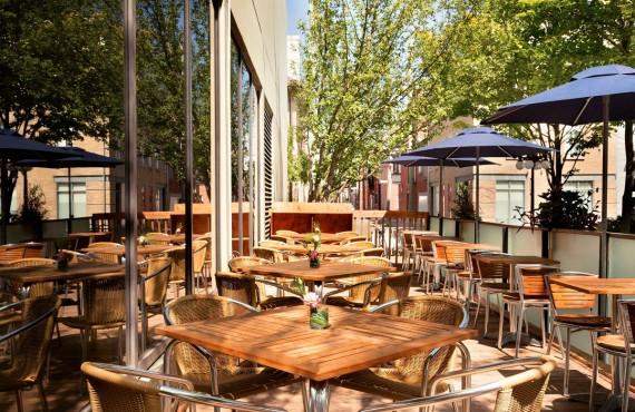 Restaurant / Terrasse