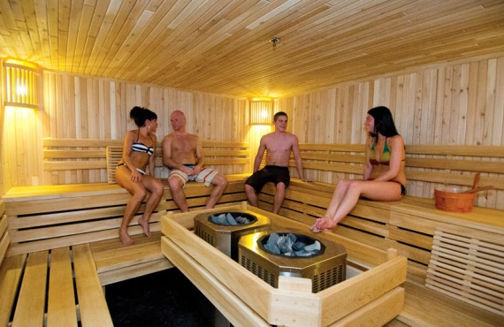 Hôtel Universel - Sauna