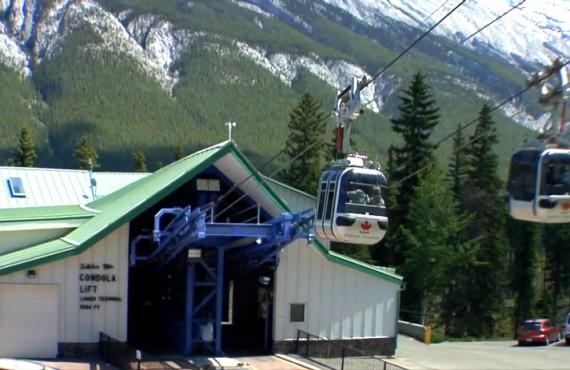 Irwin's Mountain Inn - Téléphérique de Banff