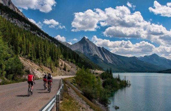 Lake Louise Inn - Randonnée à vélo