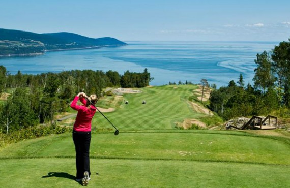Fairmont Manoir Richelieu - Golf
