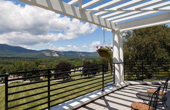 Mountain View Resort - Terrasse