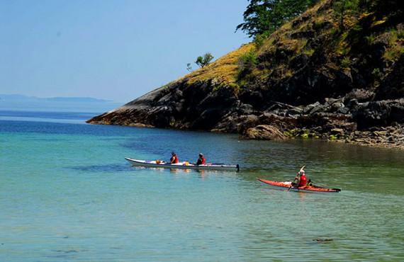 Pourvoirie Tsa Kwa Luten - Kayak à proximité