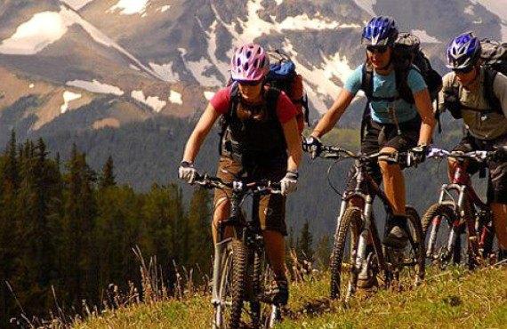 Pourvoirie Tyax - Vélo de montagne