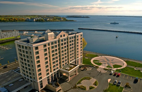 Residence Inn Marriott Kingston - Vue du lac