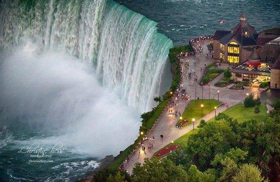 Chutes du Niagara - Une visite s'impose