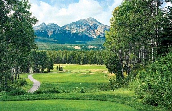 Fairmont Jasper Park Lodge - Golf