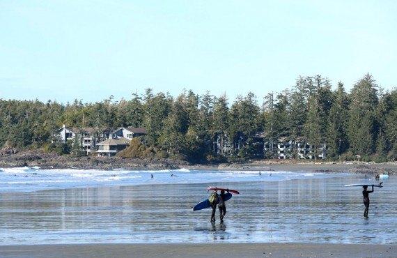 Wickanninnish Inn - Surf