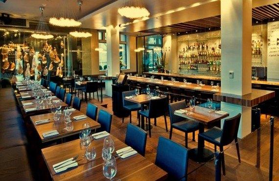 Hôtel St-Paul Montréal - Restaurant Hamber