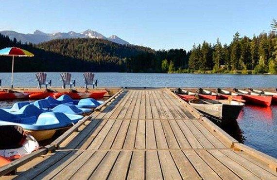 Canot, Kayak, Pedalo à la pourvoirie