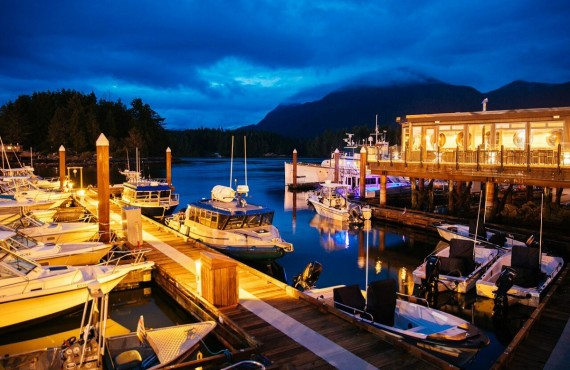 Tofino Resort + Marina