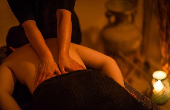 Service de massage