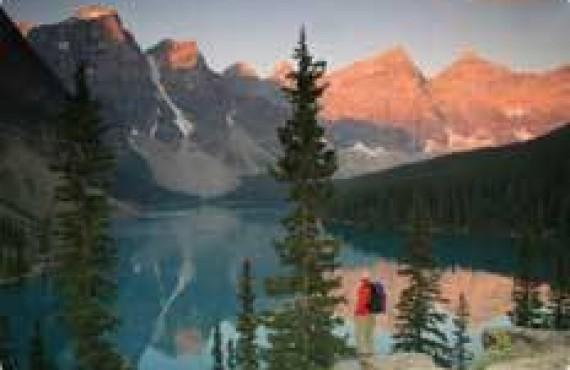 Randonnée dans la Région de Banff